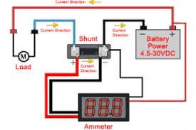 astounding voltmeter wiring diagram gallery wiring schematic