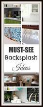 kitchen backsplash top diy kitchen backsplash ideas part 2 buy