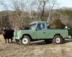 land rover series 3 series 3 109 pick up truck ex mod land rover pinterest