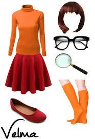 Halloween Costumes Velma Halloween Costume