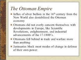 Economy Of Ottoman Empire The Muslim Empires Ppt