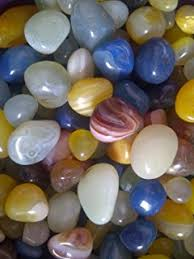 Decorative Glass Stones For Vase Day Glass Decorative Pebbles Stones Colourful Marbles Vase Fillers
