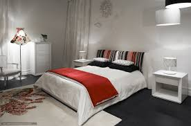 Chambre A Coucher Blanche by Indogate Com Chambre Blanche Et Rouge