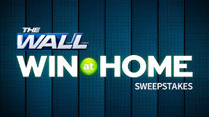 the wall win at home sweepstakes ii nbc com