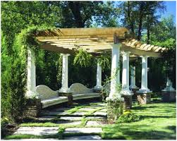 backyards backyard arbors designs backyard arbor designs