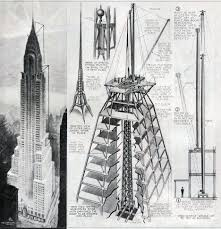 build in stages house plans van alen the chrysler building article khan academy