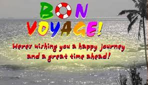 bon voyage wishes wishes greetings pictures wish