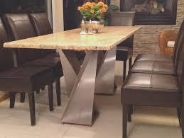pedestal base for granite table top chosing a table base for your granite or marble table top