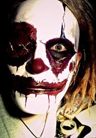Halloween Costumes Scary Clowns 25 Scary Clown Mask Ideas Creepy Clown Scary