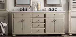 Taupe Cabinets French Empire Bath Collection Antiqued Taupe Rh