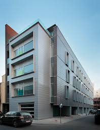 Apartment Building Plans Apartment Building On G C Linescu Street Westfourth Architecture