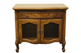 nightstand thomasville camille french provincial country