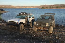 lifted jeep cherokee how to lift an xj cherokee for dirt cheap
