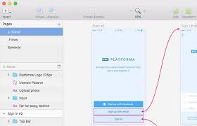 create flow diagrams in sketch with user flows plugin hongkiat