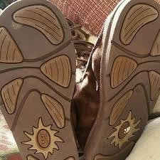 ugg boots womens tularosa chestnut lace up 64 ugg shoes uggs 5190 sz 9 tularosa lace up boots boho