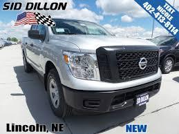 nissan titan fuel filter new 2017 nissan titan s crew cab in lincoln 4n17764 sid dillon
