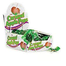 where can i buy caramel apple lollipops caramel apple pops 31 7 oz box 48 lollipops box staples