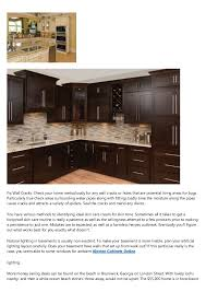 how to fix kitchen base cabinets to wall 10 tips for a kitchen base cabinets even better