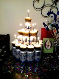 craft beer cake beer cake roommate 21st birthday celebration birthday ideas