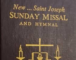 catholic book publishing company liturgy of the hours catholic missal etsy