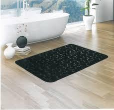Black Bathroom Rug Black Bathroom Rug In A Beautiful Bathroom All About Rugs