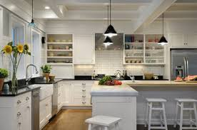 Green Kitchen Cabinets Gorgeous Kitchen Cabinet Shelves With Glass Shelves Kitchen