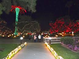 christmas light displays los angeles accessories candy cane lane in oxnard christmas tree light display