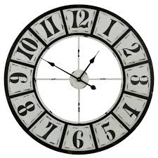 Oversized Clocks by Superb 30 In Wall Clock 149 30 In Wall Clock Wall Clocks
