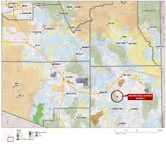 Arizona Counties Map by 87 Acres In Cochise County Arizona
