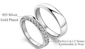 cheap promise rings for men silver matching promise rings for boyfriend and