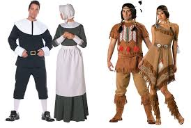 Thanksgiving Costumes Child Pilgrim Indian Thanksgiving Costumes Homemade Divascuisine