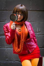 jinkies velma from scooby doo by mandacowled on deviantart