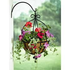 Hanging Flowers Hanging Flower Pots Let Your Design Ideas Practical Prosperity