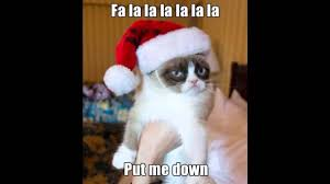 Grumpy Cat Meme No - best funny grumpy cat memes for a merry christmas wins no fails