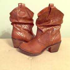 womens xappeal boots 44 xappeal shoes xappeal tucker ankle cowboy boots from