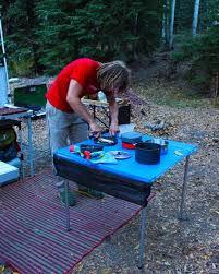 camp time roll a table review outdoorgearlab