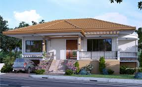 one storey house one storey house design with basement garage house designs