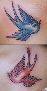 diamond swallow tattoo design tattoo viewer com