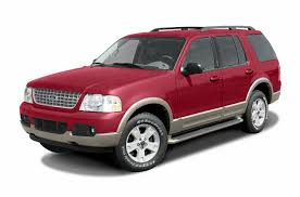 2004 ford explorer new car test drive