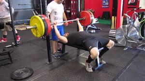 powerlifting strong training michael u0027samurai u0027 255lbs bench