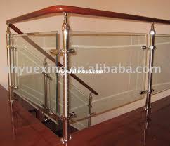 modern glass stair railing design interior waplag amazing