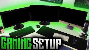ultimate 14 year old u0027s gaming setup 2015 16 youtube