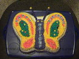 Cool Homemade Butterfly Cake Ideas and How To Tips