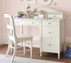 Desks With Hutches Storage Juliette Storage Desk Hutch Pottery Barn