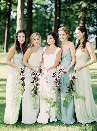mix match bridesmaid dresses best 25 mix match bridesmaids ideas on mixed