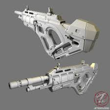 futuristic weapon design by jonasrjp on deviantart