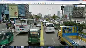 Street View Google Map Dhaka Bangladesh Street View On Google Earth Hd Youtube