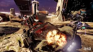 Halo Capture The Flag Halo 5 Guardians Review Metaleater