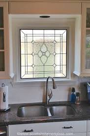 stained glass windows for kitchen cabinets kitchen salt lake city stained glass custom stained