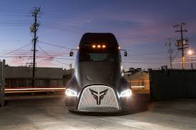 electric semi truck thor trucks a new electric semi truck challenger enters the ring